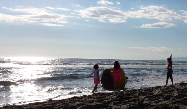 bimbi al mare (2)
